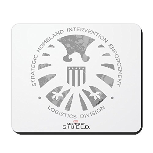 CafePress - Marvel Agents Of S.H.I.E.L.D. - Non-slip Rubber Mousepad, Gaming Mouse Pad - Agents Of Shield Mouse Pad