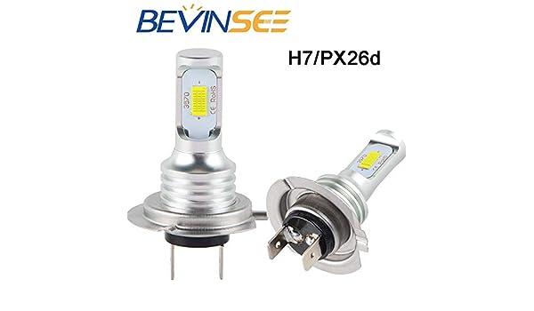 AjaxStore - H7 Motorcycle Headlight LED Bulb Lamp For ...