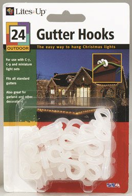 Amazon lites up gutter hook utility hooks everything else lites up gutter hook mozeypictures Image collections
