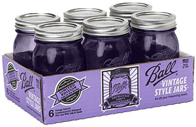 Pint Heritage Purple Jar 1440069008