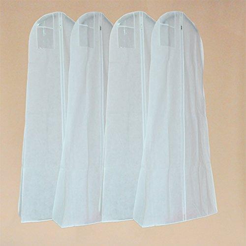 Ruolai Wedding Dress Travel Storage Garment Bag Soft Bag - Buy ...