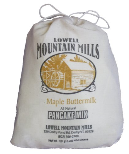 Lowell Mountain Mills Pancake Mix (Maple Buttermilk)