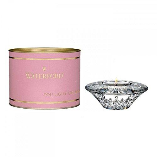 Lismore Votive - Waterford Pink Giftology Lismore Votive Holder