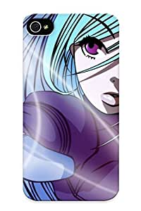 Iphone 4/4s Case Slim [ultra Fit] Kula Diamond The King Of Fighters Protective Case Cover(best Gift Choice For Friends)