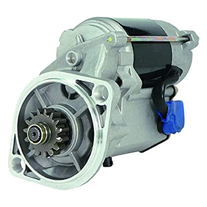 fa5d98a3b6317 Amazon.com: New Starter For Starter John Deere 900 970 750 5575 850 ...