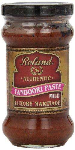 Roland Tandoori Paste, Mild, 7.2 Ounce