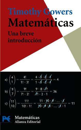 Descargar Libro Matemáticas: Una Breve Introducción Thimoty Gowers