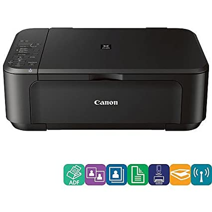 Amazon.com: Canon PIXMA MG3222 Wireless Color Photo Printer ...