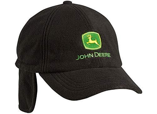 John Deere Gorra de Forro Polar Genuina de Invierno: Amazon.es: Ropa y accesorios
