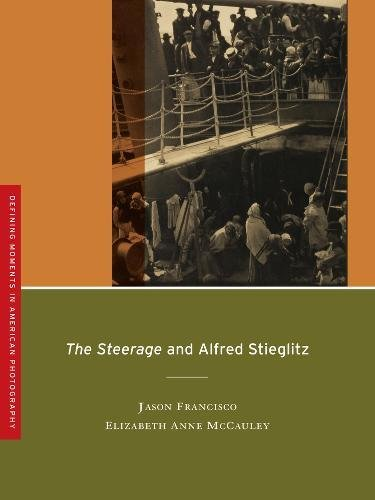 When, in 1907, Alfred Stieglitz took a simple picture of passengers on a ship bound for Europe, he could not have known that The Steerage, as it was soon called, would become a modernist icon and, from today's vantage, arguably the most famous pho...