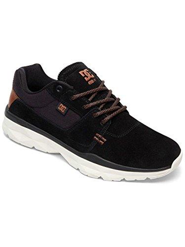 DC Shoes Player Se M Shoe Ngy, Sneaker Basse Uomo Negro