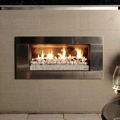 Amazon Com Escea Ef5000 Outdoor Natural Gas Fireplace