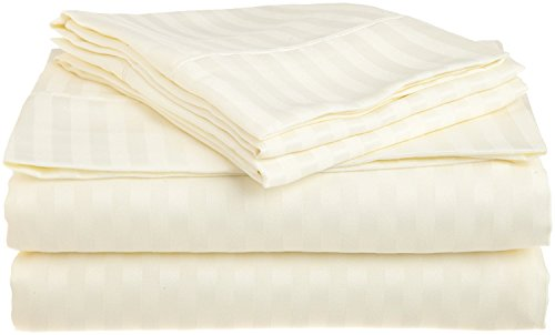 s 650 TC Egyptian Cotton Quality Full Sleeper Sofa Bed Sheet Set (54