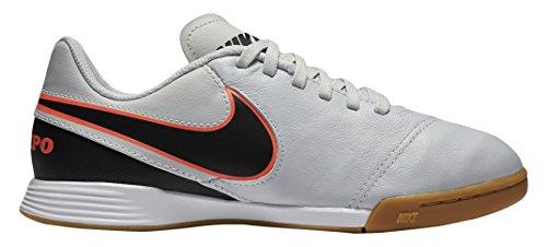 Da – Schwarz Orange Vi Tiempo Jr Schwarz Orng Bambini hypr Unisex Ic Platinum pure Legend Calcio Scarpe Silber Nike wYfqzCC