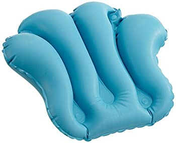 Dr. Winkler 433 Large Inflatable Bath Cushion with 4 Suction Pads Blue by Dr. Winkler