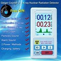 Detector de radiación nuclear Changli Geiger, detector