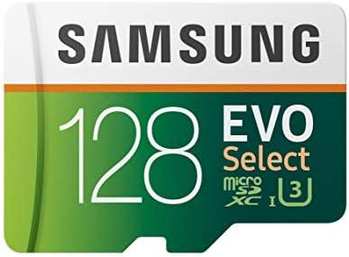SAMSUNG: EVO Select 128GB MicroSDXC UHS-