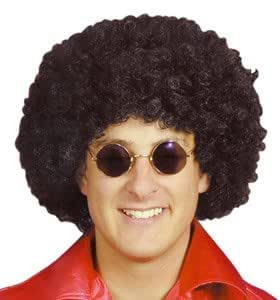 BLACK POP AFRO WIG (peluca)