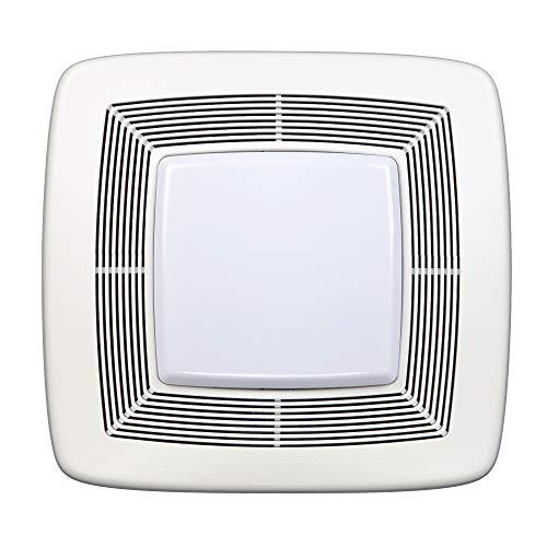 Broan Very Quiet Ventilation Fan and Light Combo for Bathroom and Home, ENERGY STAR Certified, 36-Watt Fluorescent Light, 4-Watt Nightlight, 110 CFM from Broan-NuTone