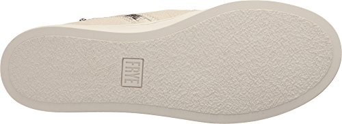 Frye Womens Lena Hiker Fashion Sneaker Off-white