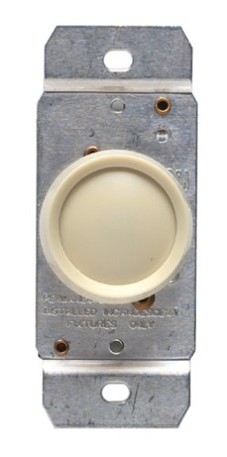417N6NKDJDL leviton ivory 3 way rotary push on off light dimmer switch 600w leviton rotary dimmer wiring diagram at mifinder.co