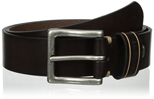 Carhartt Men's Blockhouse Belt, Brown, 38