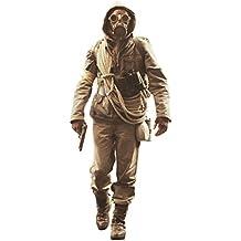 Wasteland Gas Mask with Hood