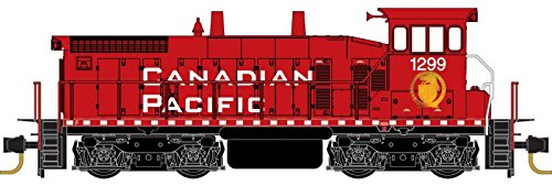 Micro-Trains MTL N-Scale EMD SW1500 Locomotive Canadian Pacific/CP Rail #1299