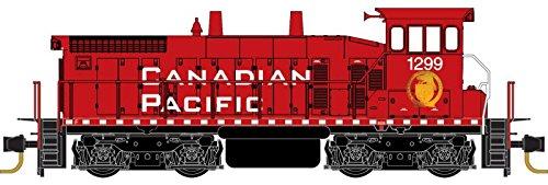 Micro-Trains MTL N-Scale EMD SW1500 Locomotive Canadian Pacific/CP Rail #1299 Canadian Pacific Cp Rail