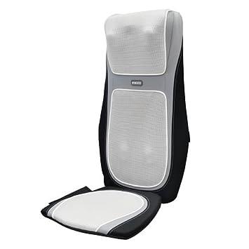 massage chair pad amazon. homedics sensatouch 2-in-1 shiatsu massage chair cushion with heat pad amazon