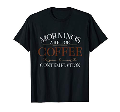 Funny Pastor Shirt Powered by Coffee and the Holy Spirit ()