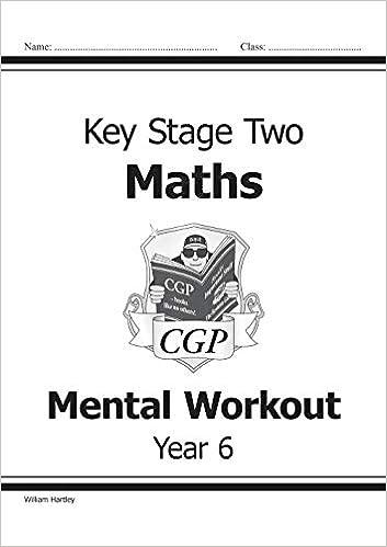 KS2 Mental Maths Workout - Year 6 (CGP KS2 Maths): Amazon.co.uk ...