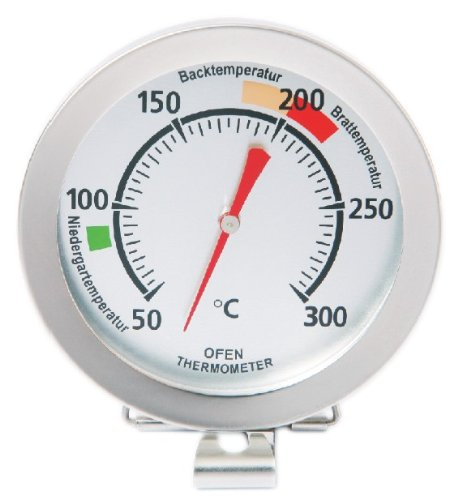 Sunartis 1-5009 T720DH Oven Thermometer Indicating the Simmer, Baking and Frying Temperature
