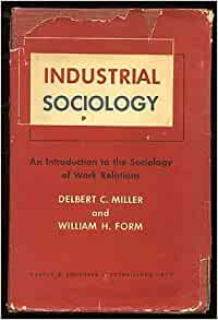 industrial sociology In an industrial society, factory production is the main source of economic activity, and the whole social structure is designed to support this industrial society: a sociological definition search the site go.