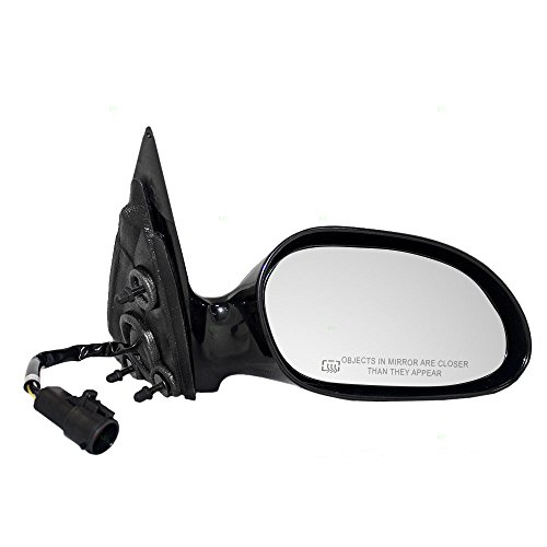 Ford Aftermarket Taurus (Passengers Power Side View Mirror Heated Smooth Replacement for Ford Taurus Mercury Sable XF1Z 17682G AW)