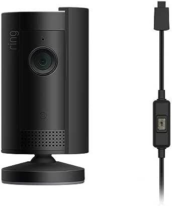 Ring privacyset voor de Ring Indoor Cam, zwart