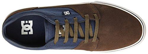 homme Bleu Dk skate de Navy M Chaussures Shoes Chocolate Tonik DC YwXqnPpz0n