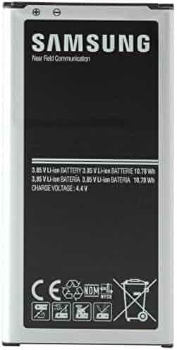 New OEM Samsung Galaxy S5 Battery EB-BG900BBZ 2800mAh For i9600 G900S G900F (Bulk Packaging)