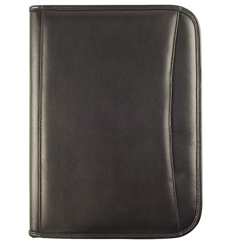 - Deluxe Business Organizer Pad-Folio with Calculator & Note Pad