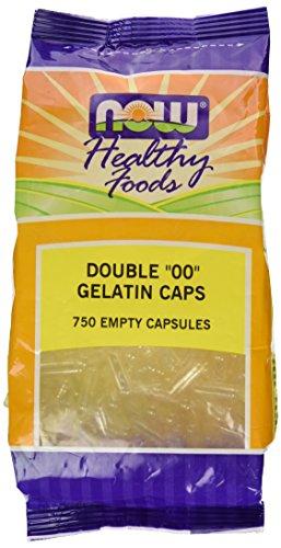 (Now Foods Gelatin Caps
