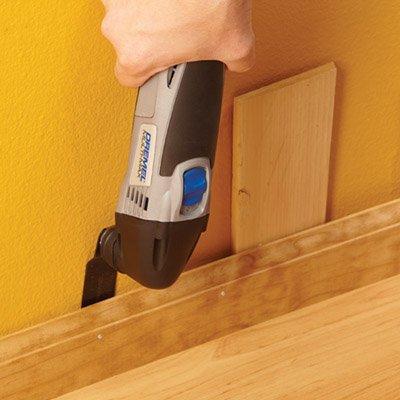 Dremel MM460 1-1/8-Inch Wood Flush Cut Blade