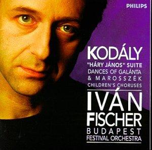 Zoltán Kodály: Háry János Suite / Dances of Galánta & Marosszék / Children's Choruses by Philips