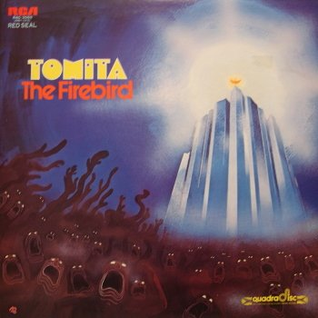 The Firebird Quadradisc LP - Japan Pressing for sale  Delivered anywhere in USA