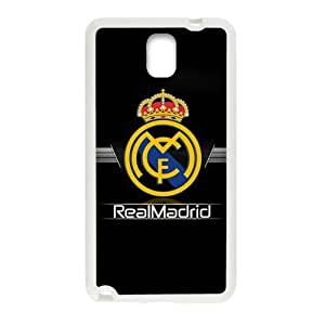 RealMadrid Club de Futbo Cell Phone Case for Samsung Galaxy Note3