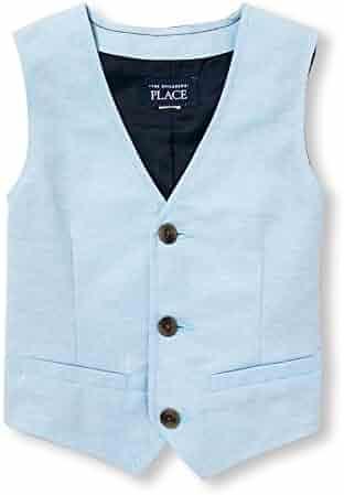 The Children's Place Boys' Dress Vest