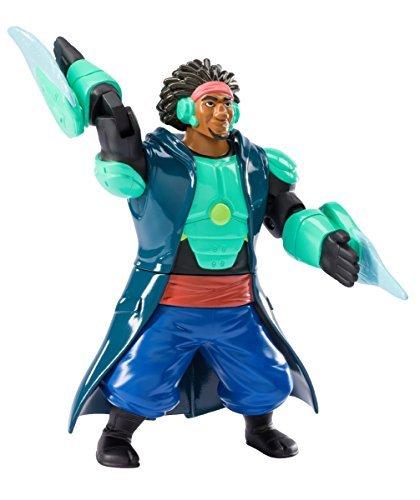Wasabi No-Ginger Disney Big Hero 6 Power Slashing Action Figure by Big Hero 6