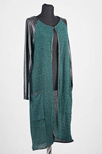 TrendyCovered - Cárdigan - para mujer Verde
