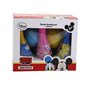 Disney Micky Mouse &Amp; Friends Bowling Set