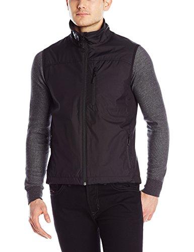- Helly Hansen Men's Crew Vest, Black, X-Large