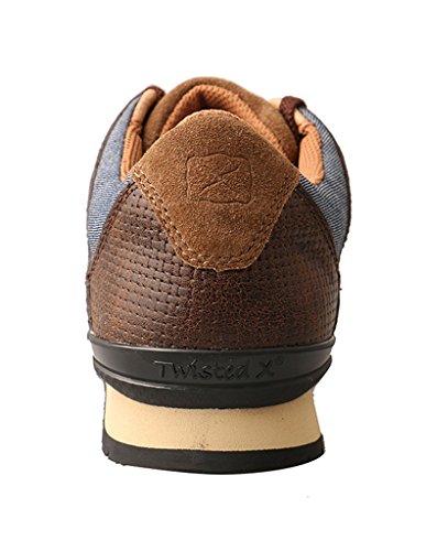 Basketweave Ladies Twisted Shoe Tawny Boots Athletic X Womens fwFaBqI